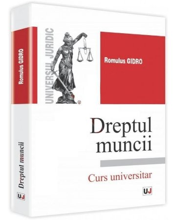 Imagine Dreptul muncii - Curs universitar