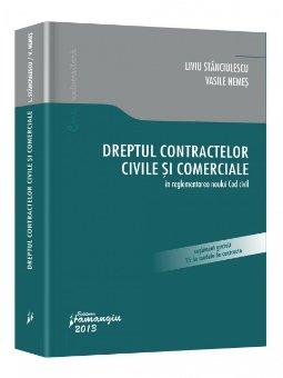 Imagine Dreptul contractelor civile si comerciale