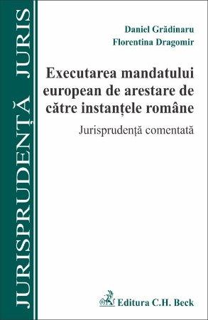Imagine Executarea mandatului european de arestare de catre instantele romane