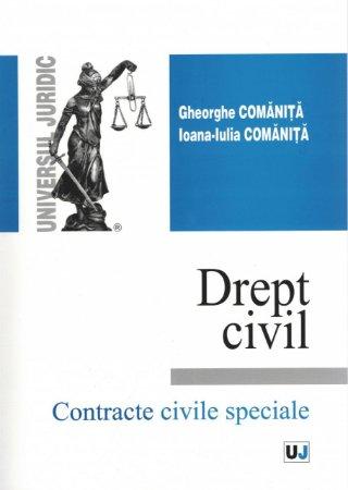 Imagine Drept civil - Contracte civile speciale