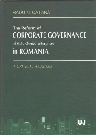 Imagine The Reform of Corporate Governance of State-Owned Enterprises in Romania
