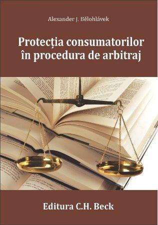 Imagine Protectia consumatorilor in procedura de arbitraj