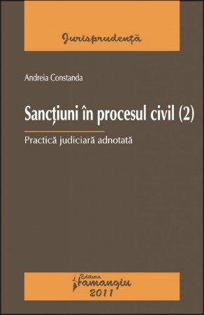 Imagine Sanctiuni in procesul civil 2.Practica judiciara