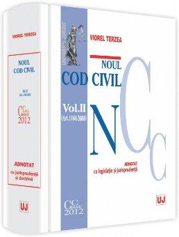 Imagine Noul Cod civil - Volumul II. ( Art. 1164-2664)