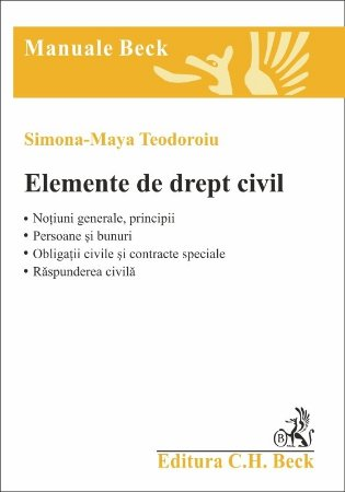 Imagine Elemente de drept civil