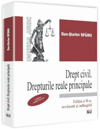 Imagine Drept civil. Drepturi reale principale - conform noului Cod civil