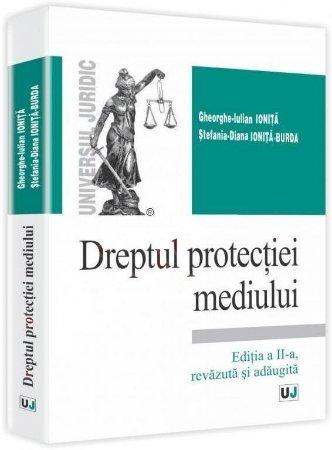Imagine Dreptul protectiei mediului