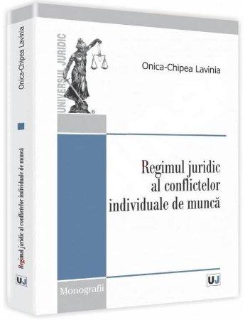 Imagine Regimul juridic al conflictelor individuale de munca