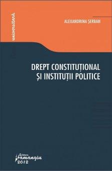 Imagine Drept constitutional si institutii politice - curs universitar