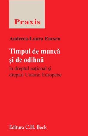 Imagine Timpul de munca si de odihna in dreptul national si dreptul Uniunii Europene