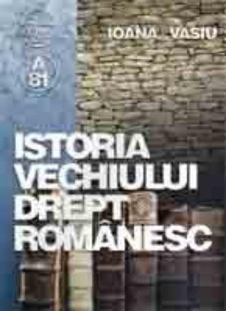 Imagine Istoria vechiului drept romanesc