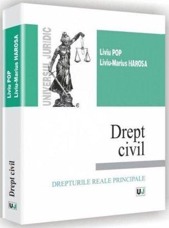 Imagine Drept civil-Drepturile reale principale