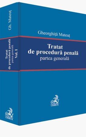 Imagine Tratat de procedura penala. Partea generala. Volumul I