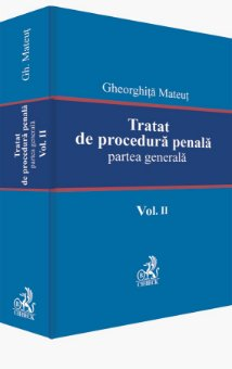 Imagine Tratat de procedura penala. Partea generala. Volumul II