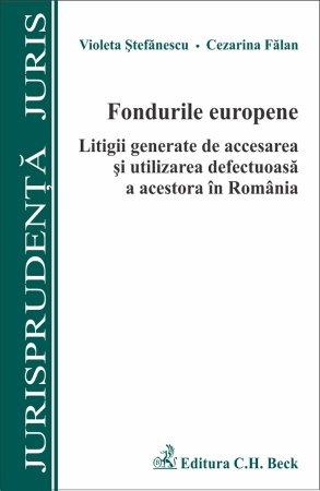 Imagine Fondurile europene. Litigii generate de accesarea si utilizarea defectuoasa a acestora in Romania