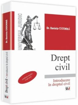 Imagine Drept civil. Introducere in dreptul civil