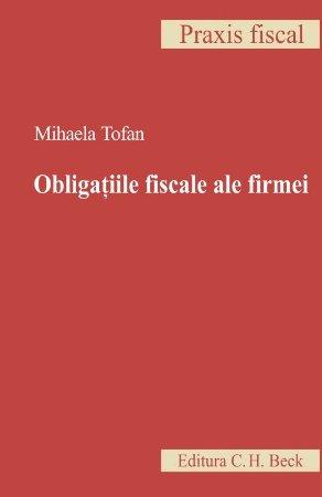 Imagine Obligatiile fiscale ale firmei