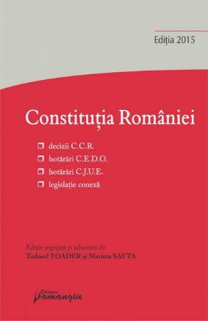Imagine Constitutia Romaniei 14.05.2015