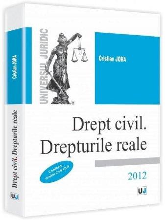 Imagine Drept civil. Drepturile reale. 2012