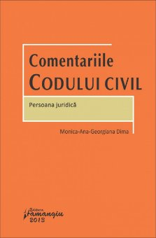 Imagine Comentariile Codului civil. Persoana juridica