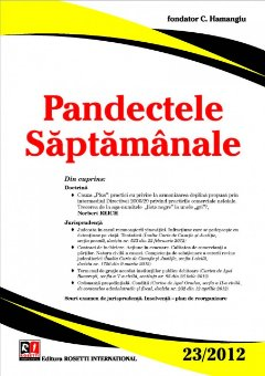 Imagine Pandectele Saptamanale, Nr.23/2012