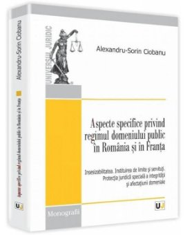 Imagine Aspecte specifice privind regimul domeniului public in Romania si in Franta