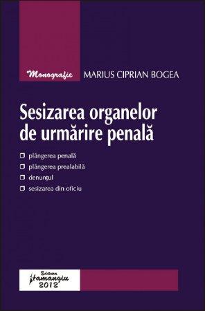 Imagine Sesizarea organelor de urmarire penala