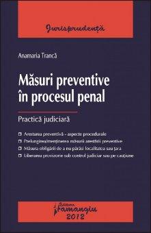 Imagine Masuri preventive in procesul penal