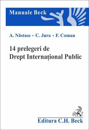 Imagine 14 prelegeri de Drept International Public