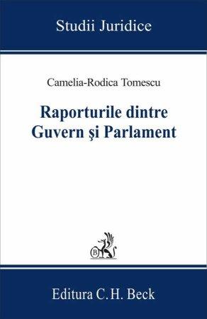 Imagine Raporturile dintre Guvern si Parlament