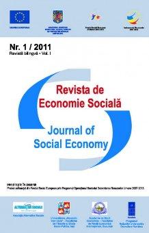 Imagine Revista de Economie Sociala, Nr. 1/2011