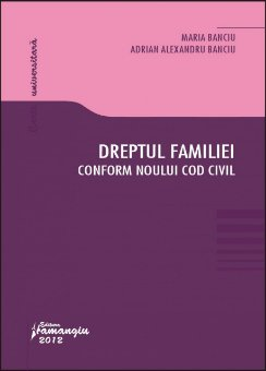 Imagine Dreptul familiei conform noului Cod civil