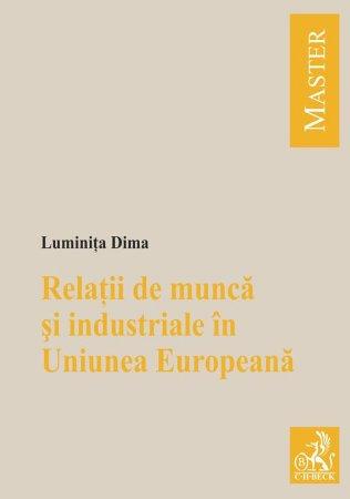 Imagine Relatii de munca si industriale in Uniunea Europeana