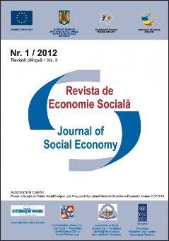 Imagine Revista de Economie Sociala, Nr. 1/2012