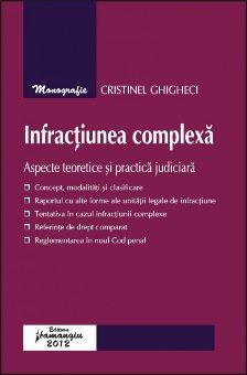 Imagine Infractiunea complexa