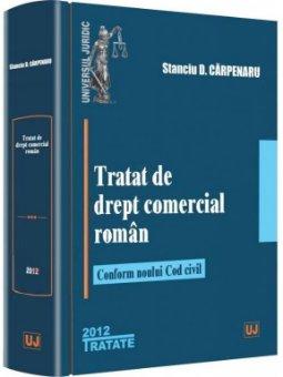 Imagine Tratat de drept comercial roman - Conform noului Cod civil
