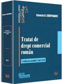 Imagine Tratat de drept comercial roman. Conform noului Cod civil