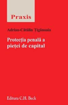 Imagine Protectia penala a pietei de capital