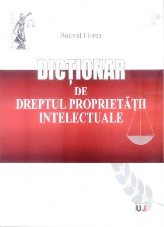 Imagine Dictionar de dreptul proprietatii intelectuale
