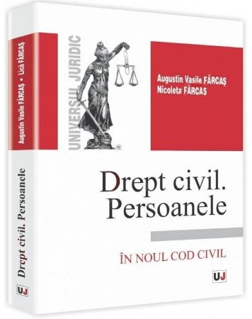 Imagine Drept civil. Persoanele - In noul Cod civil