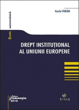Imagine Drept institutional al Uniunii Europene