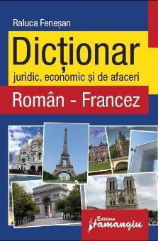 Imagine Dictionar juridic roman-francez