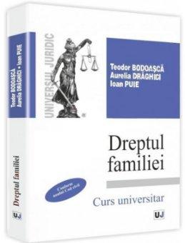 Imagine Dreptul familiei. Conform noului Cod Civil