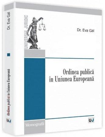 Imagine Ordinea publica in Uniunea Europeana