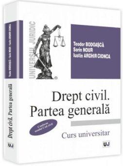 Imagine Drept civil. Partea generala. Conform noului Cod Civil