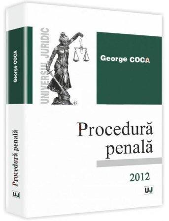 Imagine Procedura penala - 2012