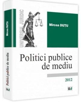 Imagine Politici publice de mediu