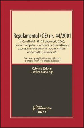 Imagine Regulamentul ( CE ) nr. 44/2001