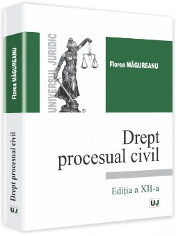 Imagine Drept procesual civil. Editia a 12-a