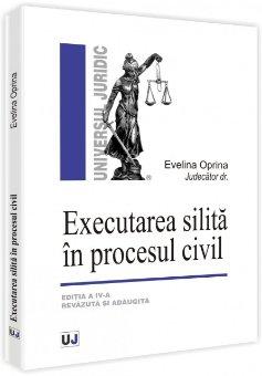 Imagine Executarea silita in procesul civil